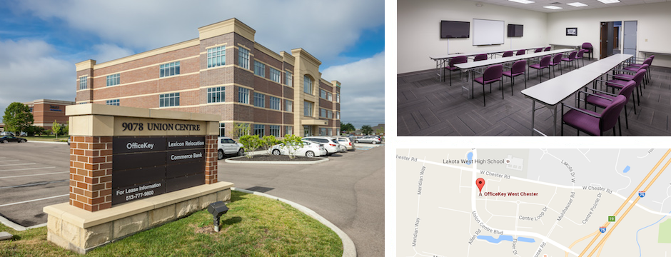 West Chester office space near I-75, Dayton and Cincinnati