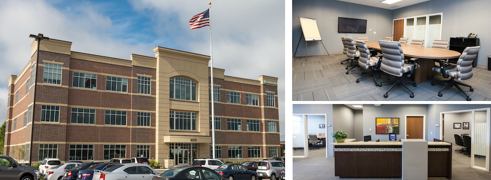 Get Class A Office Space in West Chester, Ohio