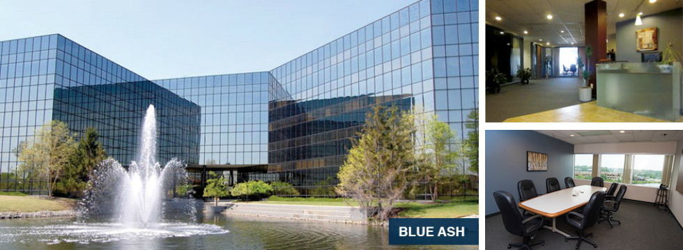 Blue Ash Ohio Office Space