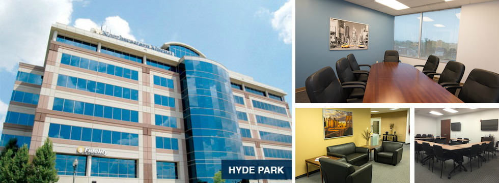 Office Space in Hyde Park, Ohio