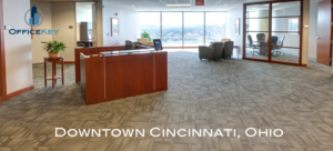 Tour our Office in Downtown Cincinnati Ohio