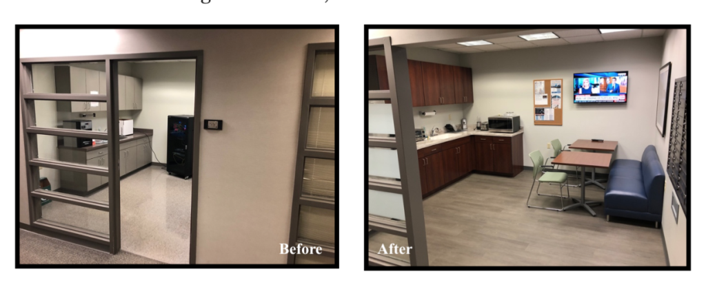 Northern Kentucky Shared Office Updates