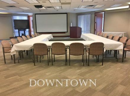 Downtown Cincinnati Meeting Space