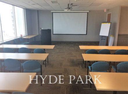 Hyde Park Meeting Space